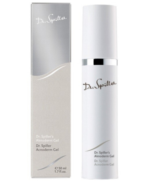 Dr. Spiller - Moisturizing gel for oily skin Special Line Acnoderm Gel 50ml