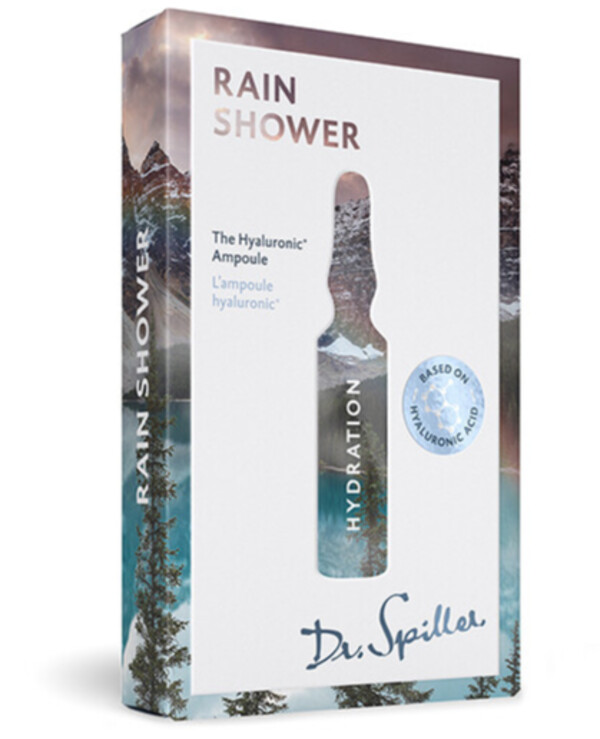 Dr. Spiller - Moisturizing ampoule concentrate Hydration-Rain Shower 2ml * 24