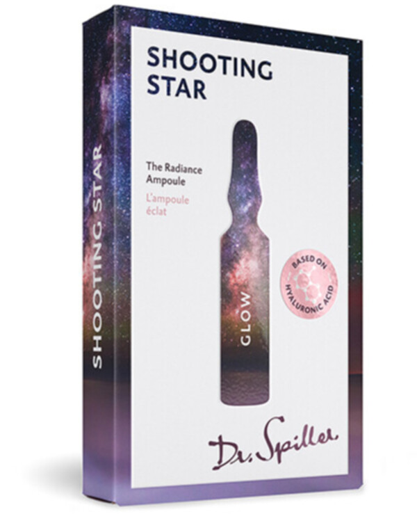 Dr. Spiller - Ampoule concentrate with a radiant effect Glow — Shooting Star 2ml