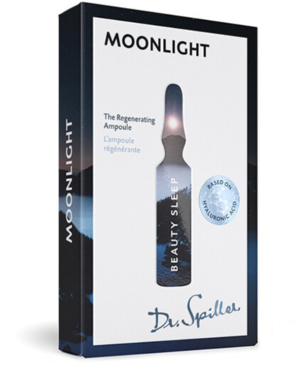 Dr. Spiller - Regenerating ampoule concentrate Beauty Sleep — Moonlight 2ml
