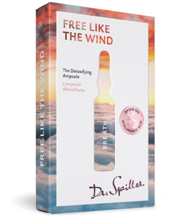 Dr. Spiller - Detox Ampoule Concentrate Breath — Free like the Wind 2ml
