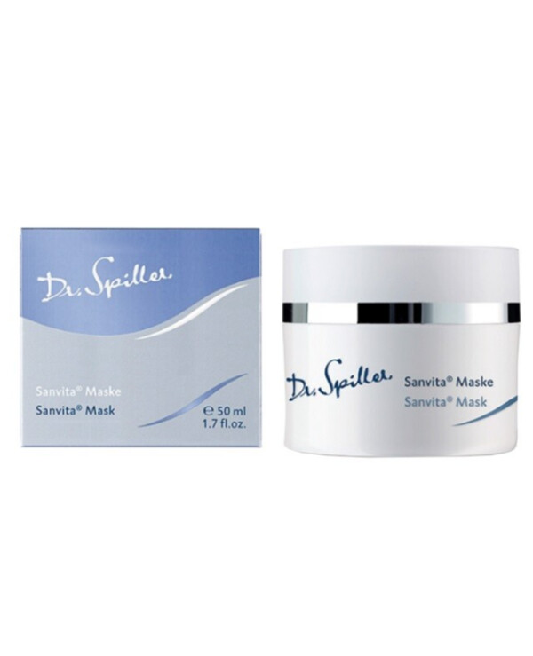 Dr. Spiller - Soothing cream mask Active Line Sanvita® Mask 50ml