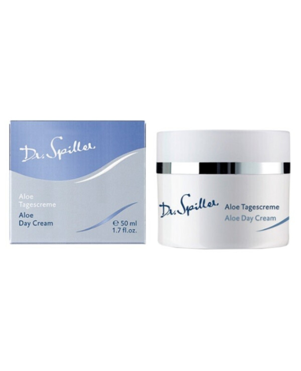 Dr. Spiller - Day cream with aloe Special Line Aloe Day Cream 50ml