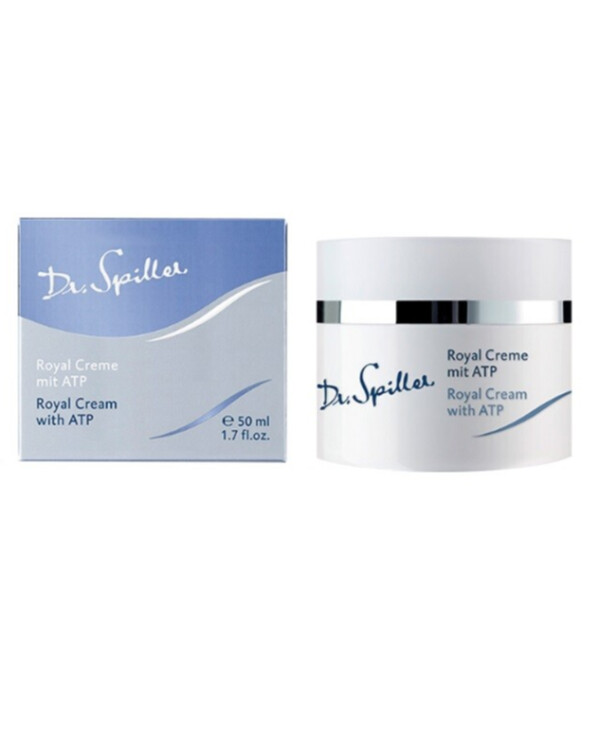 Dr. Spiller - Regenerating cream for combination skin Special Line Royal Cream with ATP 50ml