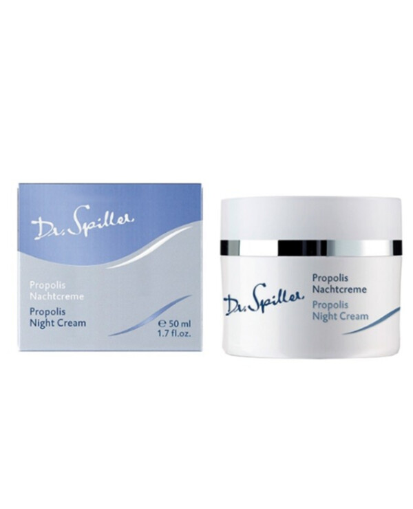 Dr. Spiller - Night cream with propolis for young problem skin Control Line Propolis Night Cream 50ml