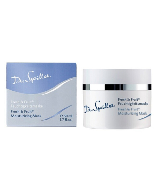 Dr. Spiller - Moisturizing Gel Mask Hydro Line Fresh&Fruit® Moisturizing Mask 50ml