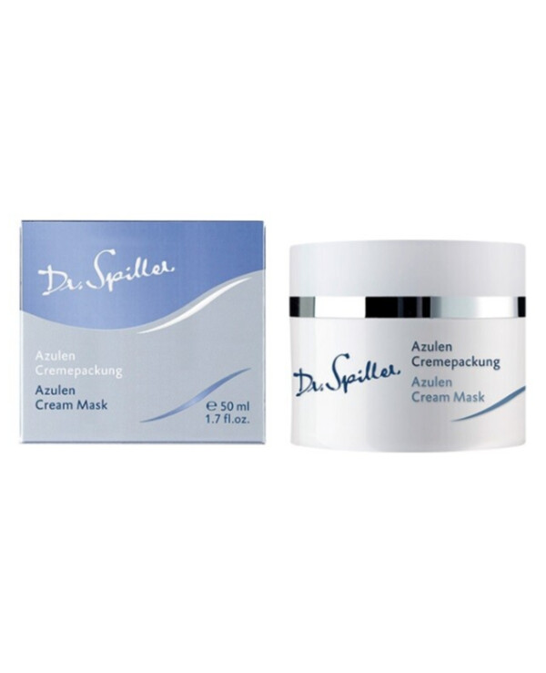 Dr. Spiller - Azulene cream mask for sensitive skin Soft Line Azulen Cream Mask 50ml