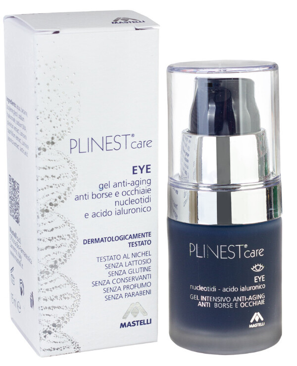 Mastelli - Intensive anti-aging eye gel Eye Gel 15ml