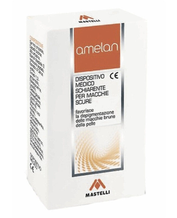 Mastelli - Depigmentation cream Amelan 10ml