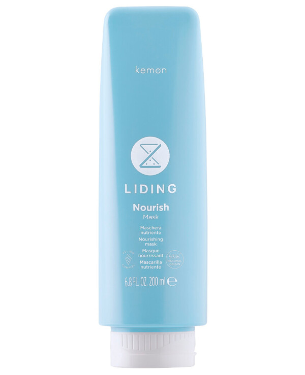 Kemon - Nourishing mask for dry hair Liding Nourish Mask 200ml