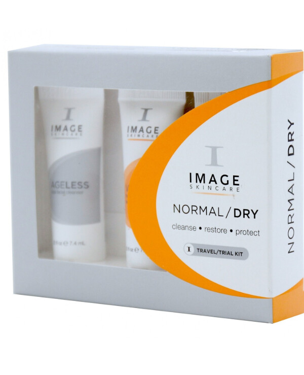 Image Skincare - Пробный набор Vital C Normal/Dry Trial Kit