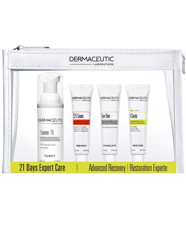 Dermaceutic - Восстанавливающий набор 21 день 21 days Kits Advanced Recovery