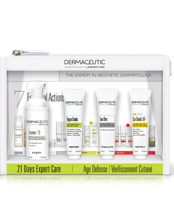 Dermaceutic Набор Anti-age 21 день | 21 days Kits Age Defense фото, цена, купить