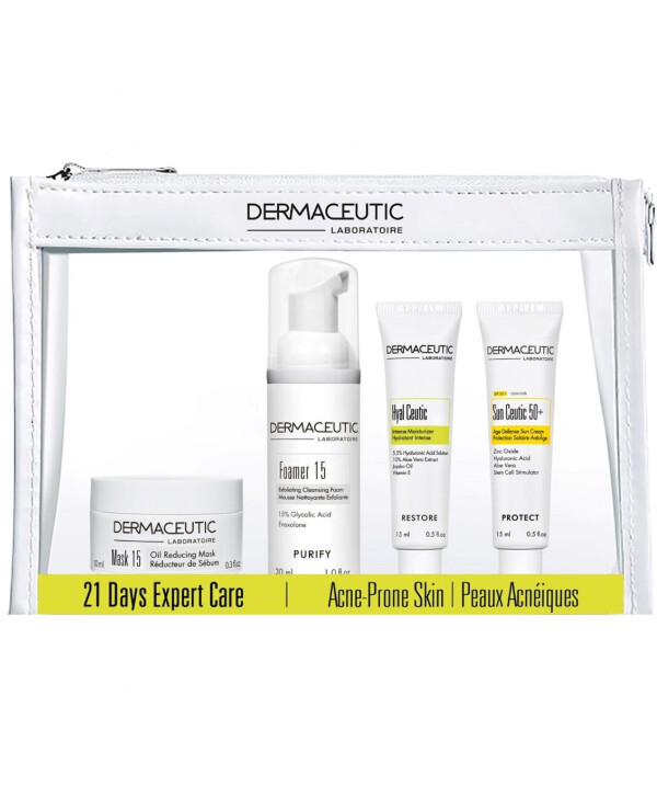 Dermaceutic - Набор Anti Acne 21 день 21 days Kits Acne Prone Skin