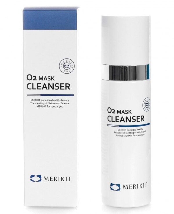 Merikit - Oxygen Purifying Facial Mask O2 Mask Cleanser 120ml