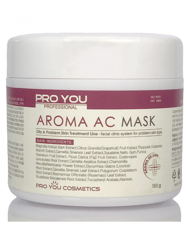 Pro You Professional - Mask for problem skin Aroma AC Mask 150 g