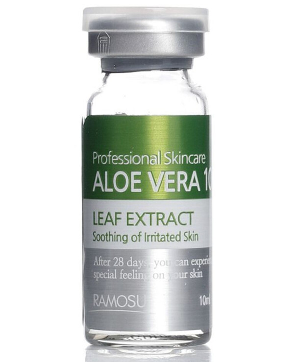 Ramosu - Сыворотка с Алоэ Вера 100 для лица Carestory Aloe Vera Extract 100 10мл