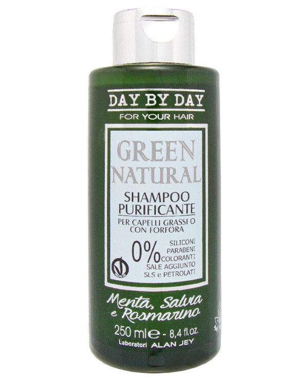 Alan Jey - Cleansing shampoo for oily hair with dandruff Shampoo Purificante 250ml