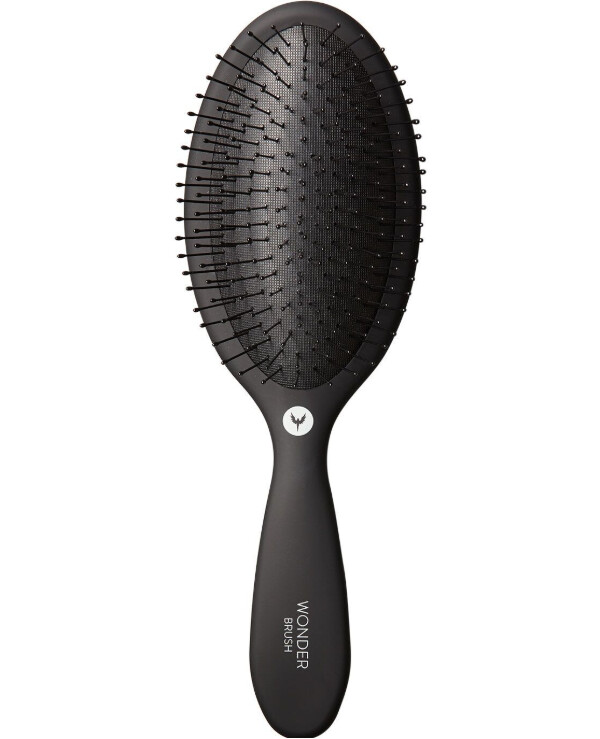 HH Simonsen - Hair and scalp care brush Brush Black Black