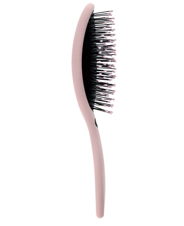 HH Simonsen - Hair and scalp care brush Wonder Brush Dusty Rose Pink back