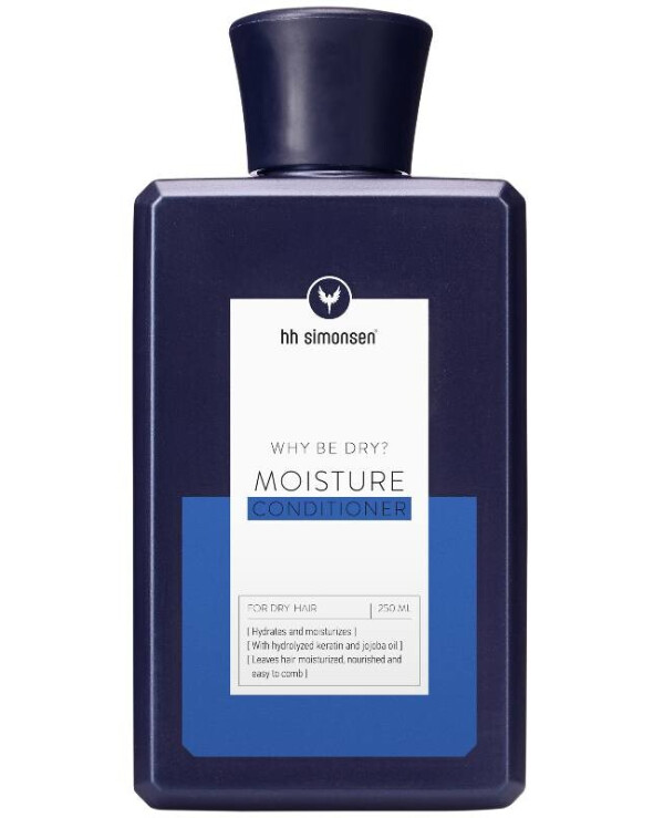 HH Simonsen - Moisturizing conditioner for dry hair Moisture Conditioner 700 ml