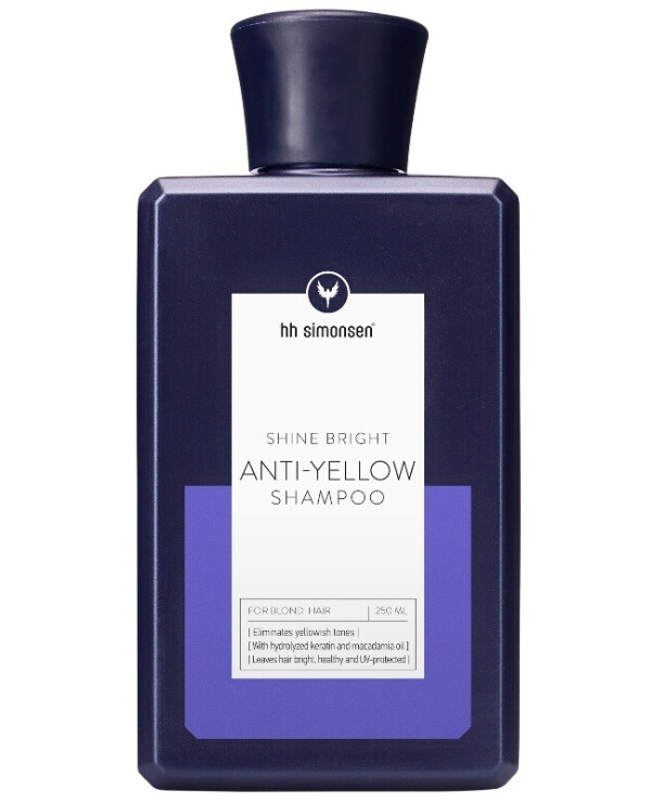 HH Simonsen - Anti-yellow shampoo Anti-Yellow Shampoo 250ml