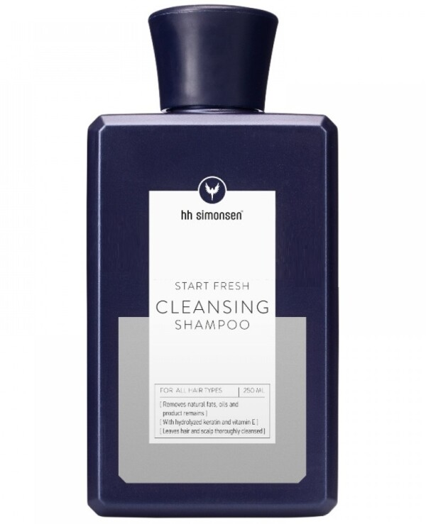 HH Simonsen - Deep cleaning shampoo Cleansing Shampoo 250ml