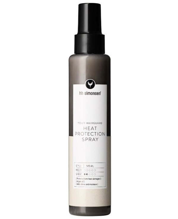 HH Simonsen - Heat styling spray Heat Protection Spray 145ml