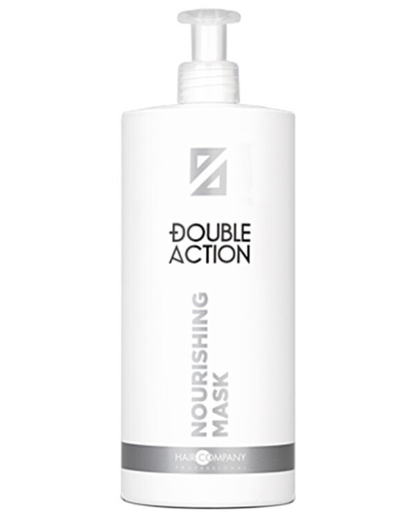 Hair Company professional - Маска питательная Double Action Nourishing Mask 1000мл