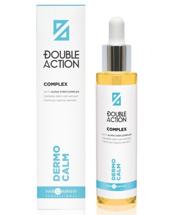 Hair Company professional - Смягчающий комплекс Double Action Dermo Calm Complex 50мл