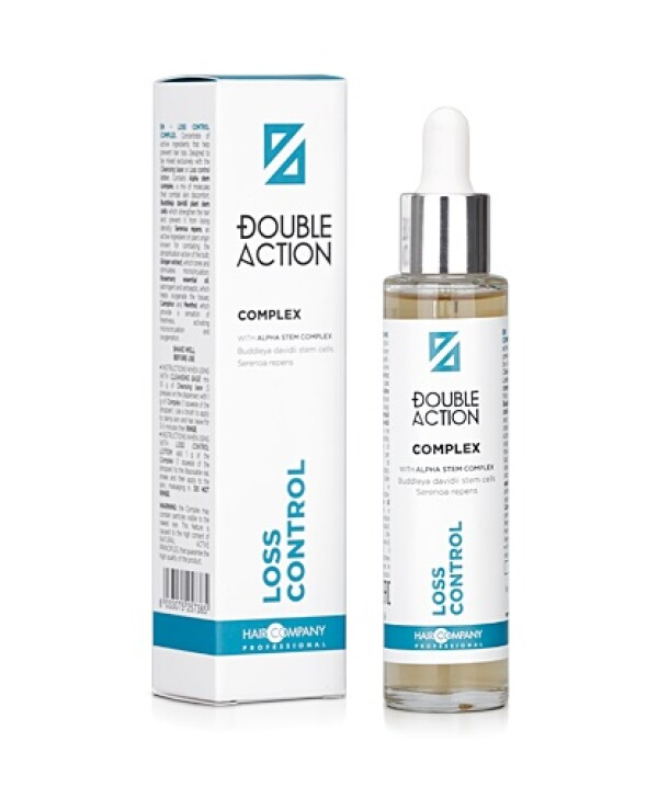 Hair Company professional - Hair Loss Complex Double Action No Loss Revitalising 50ml