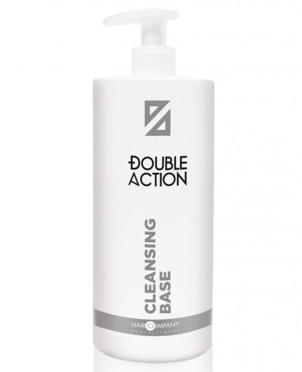 Hair Company professional - Detergent base Double Action Cleansing Base Treatment 1000ml