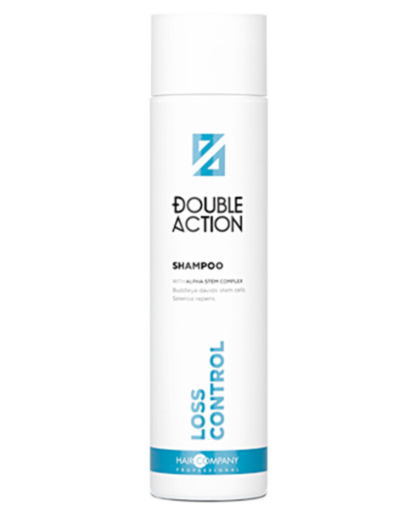 Hair Company professional - Special shampoo against hair loss Double Action No Loss Revitalising Shampoo 250ml