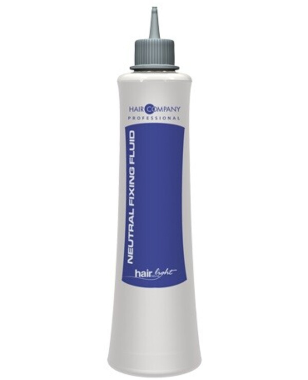 Hair Company professional - Fixation neutralizer for perm Hair Light Neutral Fixing Fluid 500ml