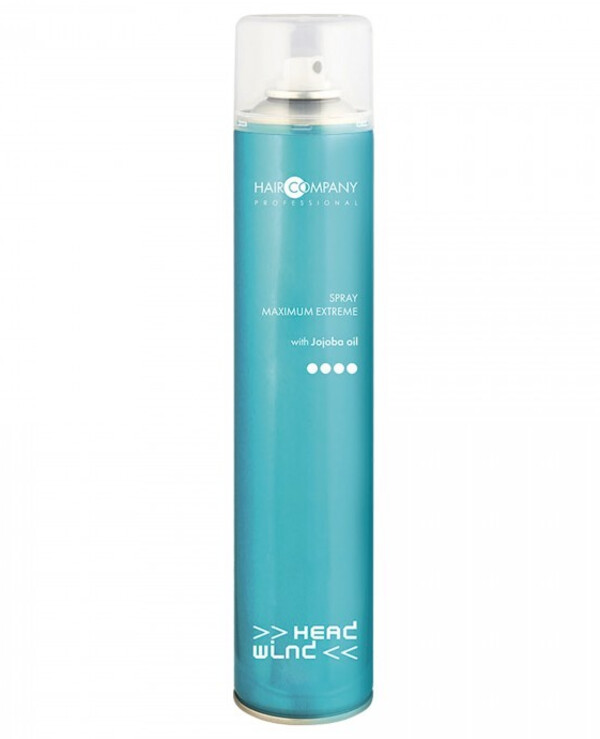 Hair Company professional - Extreme hold hair spray Head Wind Maximum Extreme Spray 750ml