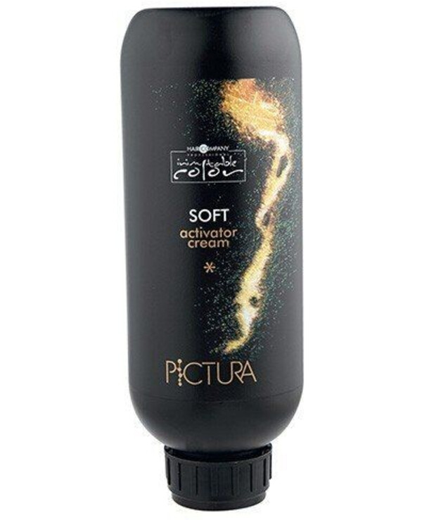 Hair Company professional - Крем-активатор мягкий Inimitable Color Soft Activator Cream 1000мл