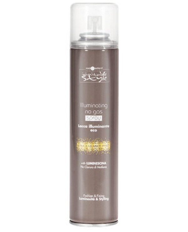 Hair Company professional - Spray for shine without gas Inimitable Style Illuminating No Gas Spray 300ml
