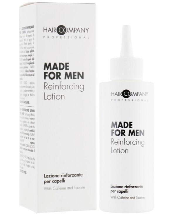 Hair Company professional - Healing male hair strengthening lotion Made For Men Reinforcing Lotion 125ml