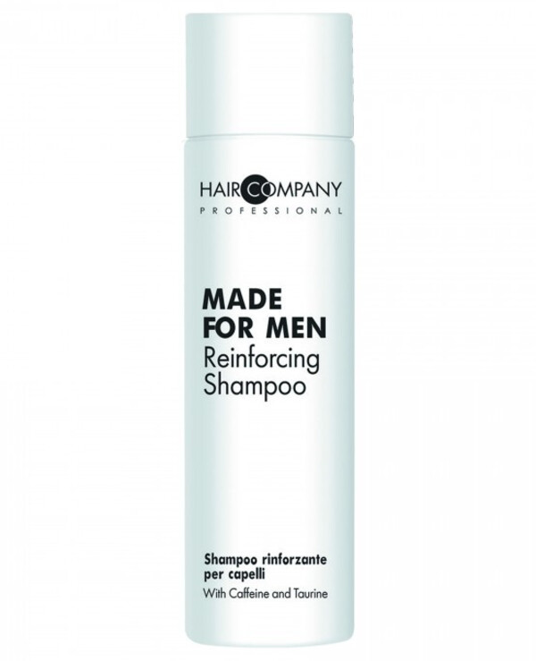 Hair Company professional - Healing men's shampoo to strengthen hair Made For Men Reinforcing Shampoo 200ml