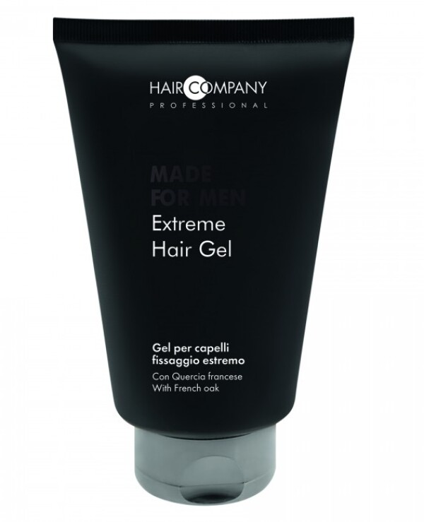 Hair Company professional - Extra strong hold male modeling gel Made For Men Extreme Hair Gel 200ml