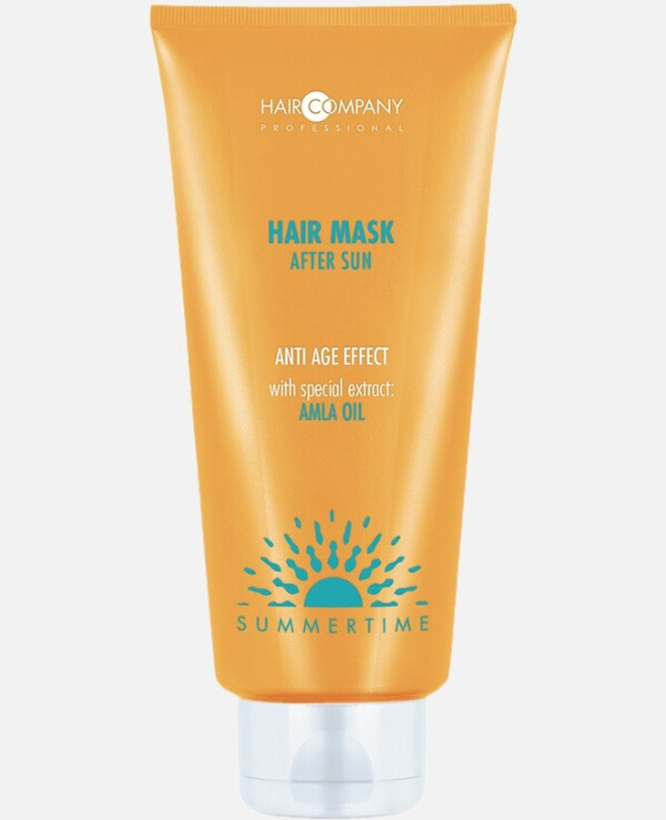 Hair Company professional - Маска для волос после загара Summertime Hair Mask After Sun 200мл