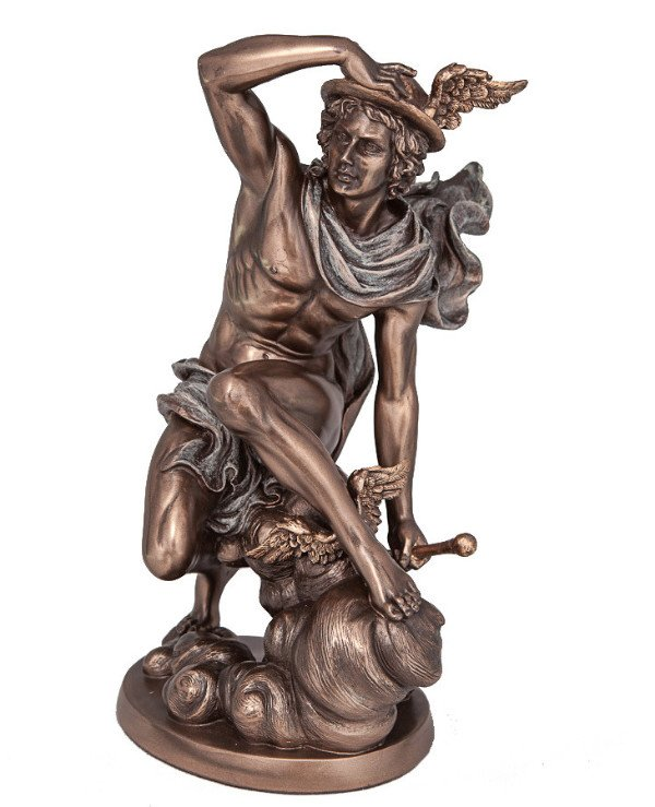 "Veronese Figurine ""Hermes"" (22 cm) 
