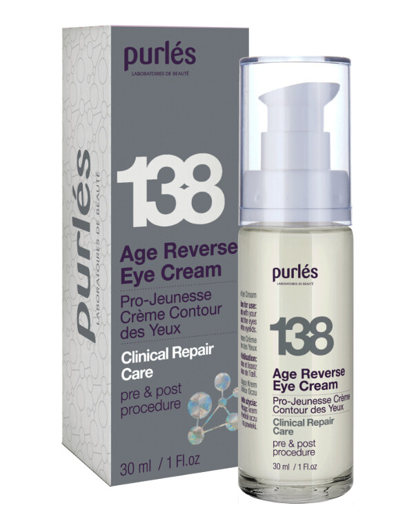Purles - Eye cream Pro-youth Clinical Repair Care Age Reverse Eye Cream 30ml