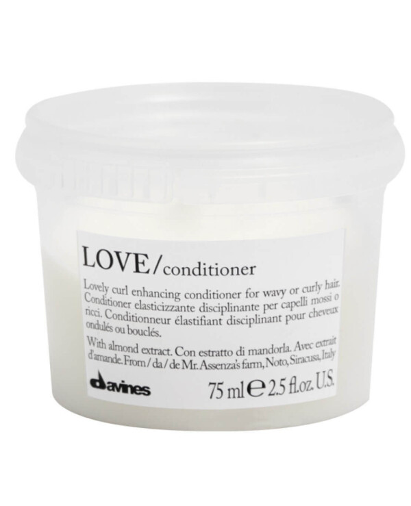 Davines - Curl conditioner Love Curl Hair Conditioner 75ml