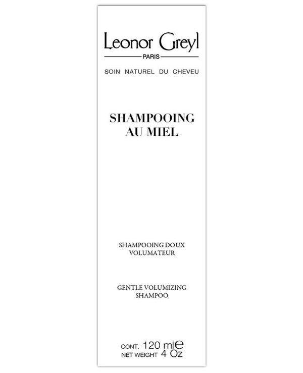 Leonor Greyl - Honey shampoo for hair Shampooing Au Miel 120ml back