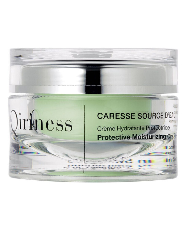 Qiriness - Крем-гель увлажняющий Caresse Source d'Eau / Velvety Moisturizing Cream 50мл