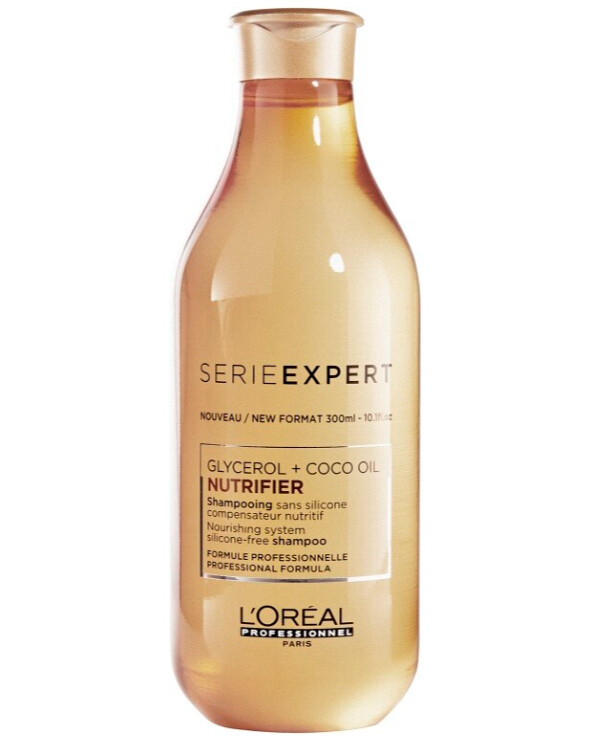L'oreal Professionnel - Shampoo for dry and brittle hair Nutrifier Shampoo 300ml
