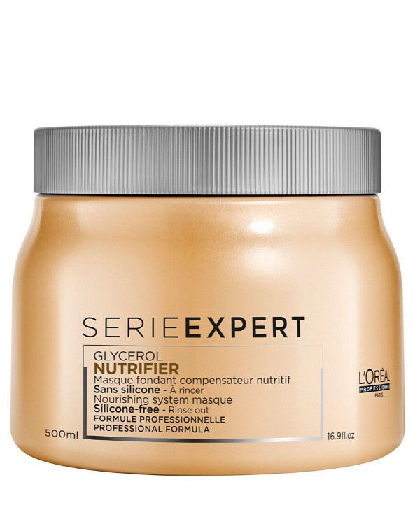L'oreal Professionnel - Dry hair mask Nutrifier Masque 500ml