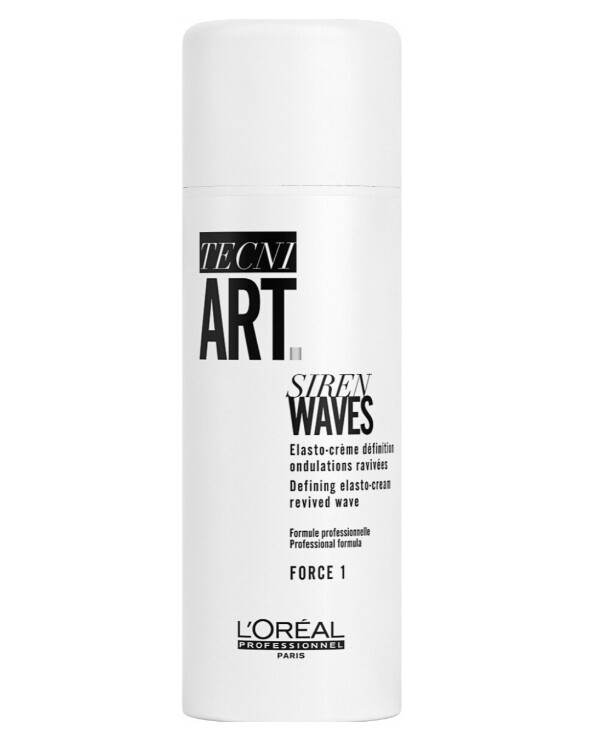 L'oreal Professionnel - An elastic cream for expressive curls and texture Tecni.Art Siren Waves 150ml