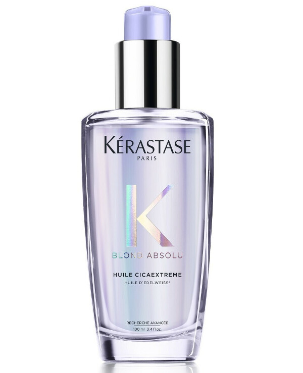 Kerastase - Strengthening oil concentrate for bleached or highlighted hair Blond Absolu Huile Cicaextreme 100ml
